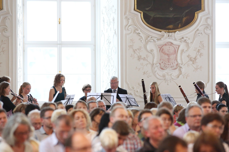 Abschlusskonzert OFF Kremsmünster 2014 / © Reinhard Winkler