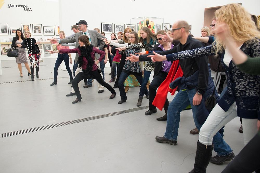 2013 Glam ist Musik! / Lentos Kunsmuseum Linz / Foto: Robert Steringer