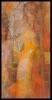 Ihr Halt / 30 x 60 / Acryl und Sepia auf Leinen / © Eche Wregg