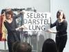 2014 Konzert Glam androgyn! mit Birgit Reithofer / Lentos Kunstmuseum Linz / Foto: Robert Steringer
