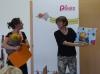 2015 Die wundersamen Märchenballons mit Poldi, Cornelia Wild und Johannes Hofbauer - Poldis Kleine Konzerte / Foto: Almut Wregg