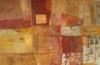 Standpunkt / 120 x 80 / Acryl und Sepia auf Leinen / © Eche Wregg